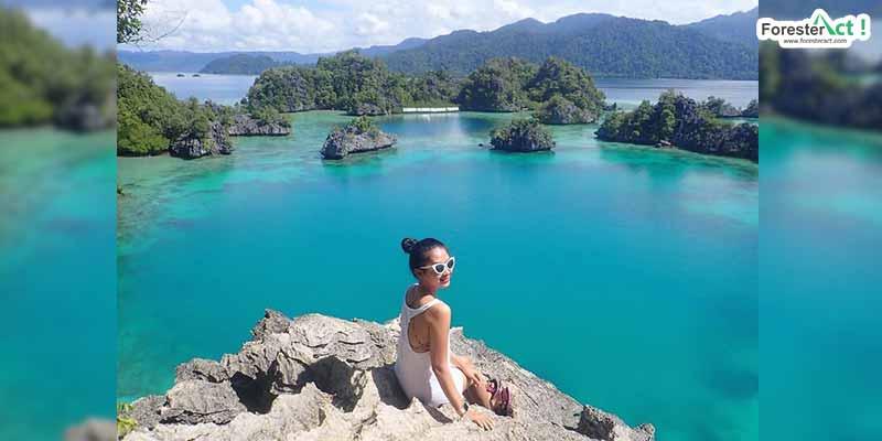 Paras Cantik Pulau Labengki (instagram.com)