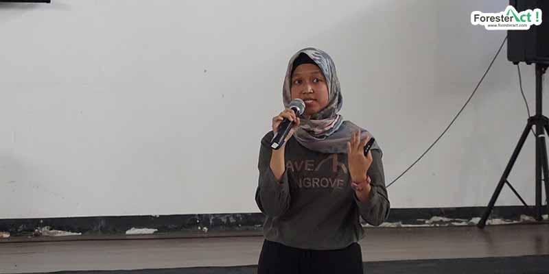 Nathasi Fadhlin, Ketua KeMANGTEER Jakarta