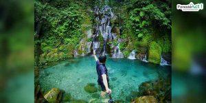 Air Terjun Siluman (instagram.com)