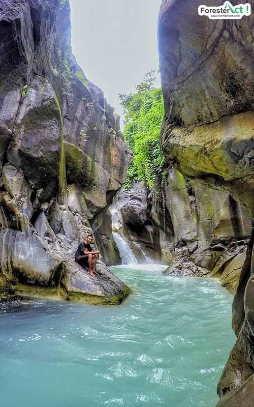 Keindahan Air Terjun (instagram.com)