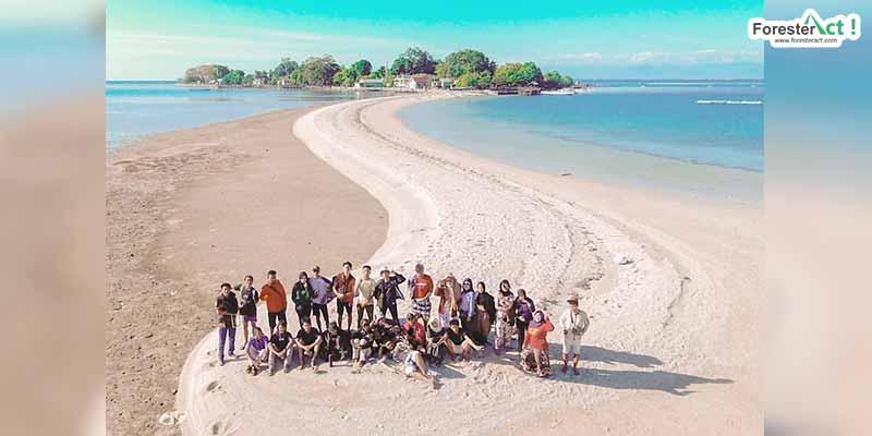 Keindahan Pulau Sembilan (instagram.com)