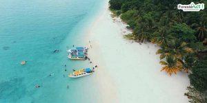 Pantai Sangalaki (instagram.com)