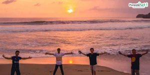 Pantai Serang (instagram.com)