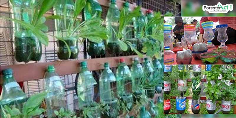Penggunaan Kembali Limbah Plastik