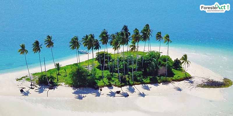 Pulau Manimbora (instagram.com)