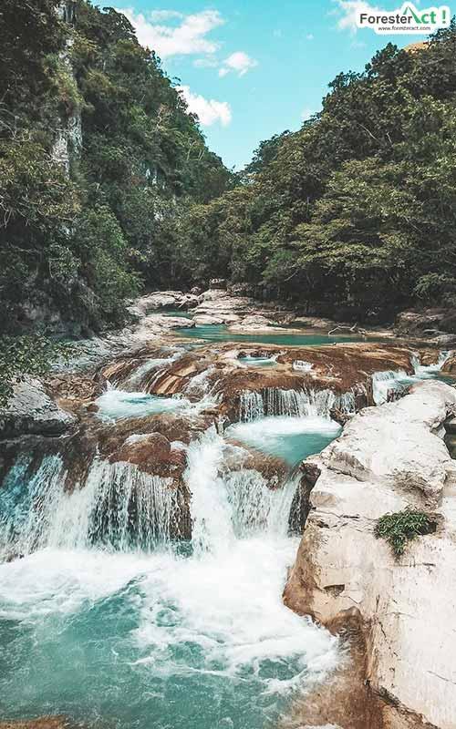 Keindahan Air Terjun Tanggedu (instagram.com)