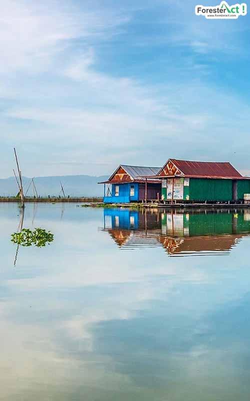 Keindahan Danau Tempe (instagram.com)