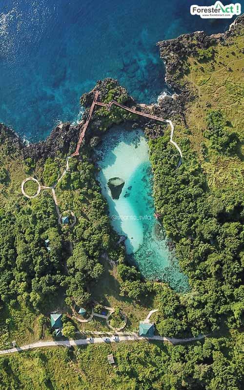 Keindahan Danau Weekuri (instagram.com)
