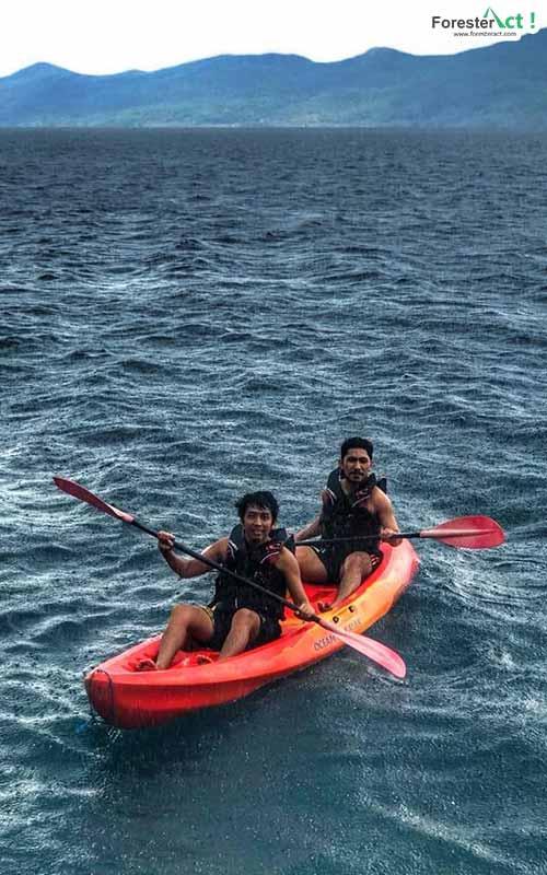 Liburan di Danau Matano (instagram.com)
