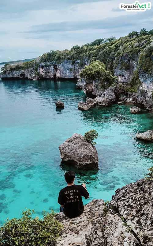 Berlibur ke Tebing Apparalang (instagram.com)