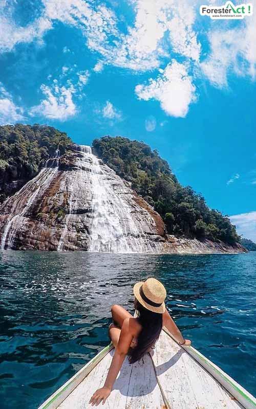 Keindahan Air Terjun Mursala (instagram.com)
