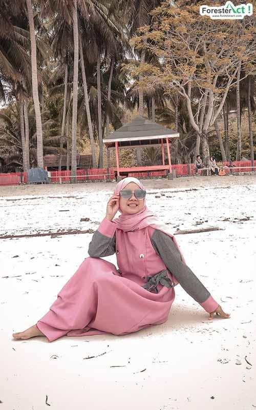 Berlibur di Pantai Panrang Luhu (instagram.com)