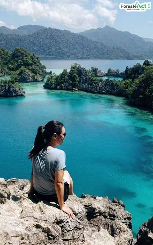 Keindahan Pulau Sombori (instagram.com)