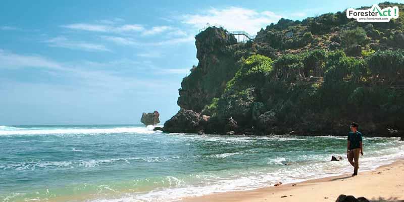 Pantai Nglambor (instagram.com)