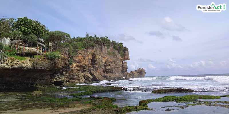 Pantai Ngobaran (instagram.com)