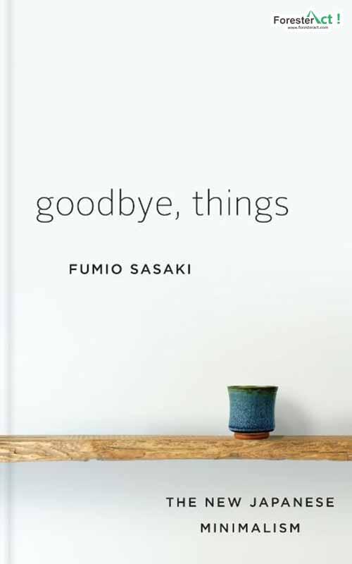 Buku Goodbye Things (pinterest.com)