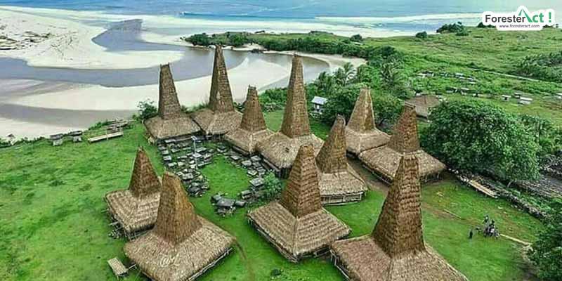 Desa Adat Ratenggaro (pinterest.com)