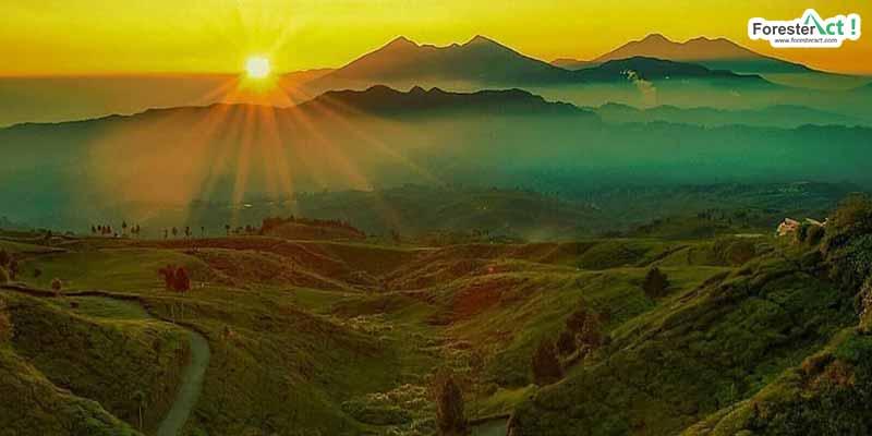 Pemandangan Desa Wisata Malasari (instagram.com)