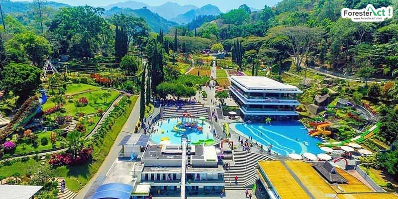 Wahana Bermain Taman Selecta Batu Malang (instagram.com)