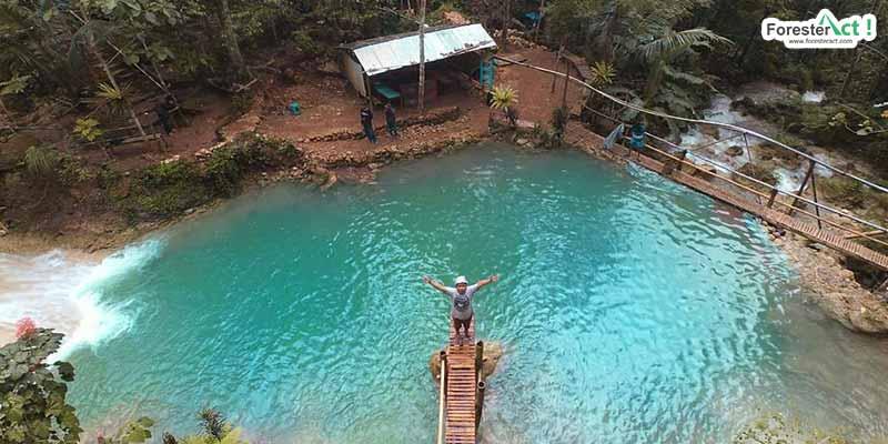 Berlibur ke Air Terjun Kembang Soka (instagram.com)