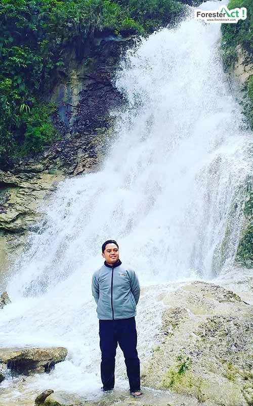 Air terjun kembang soka (instagram.com)