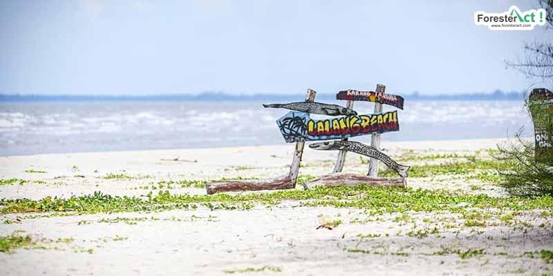 Juga dikenal sebagai Pantai Lalang (instagram.com)