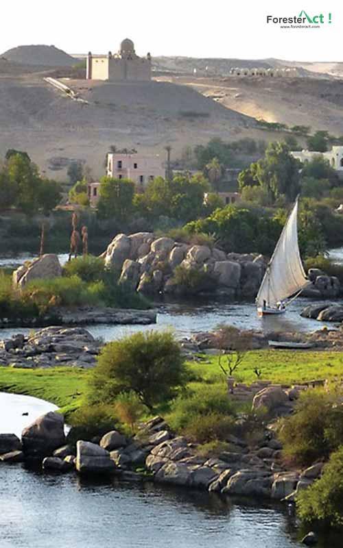 Sungai Nil (pinterest.com)