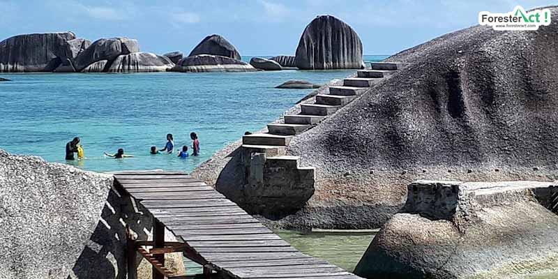 Berlibur di Taman Batu Alif (instagram.com)