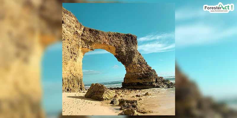 Pantai Bwanna (instagram.com)