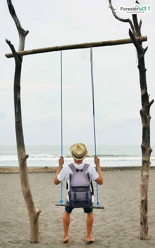 Berlibur di Pantai Kadilangu (instagram.com)