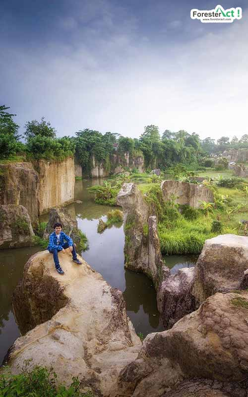 Pemandangan Tebing Koja (instagram.com)