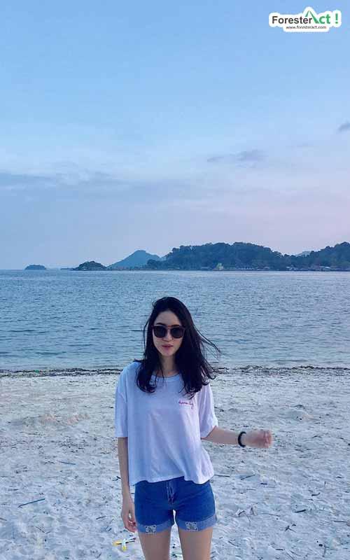 Berlibur ke Pantai Mutun (instagram.com)
